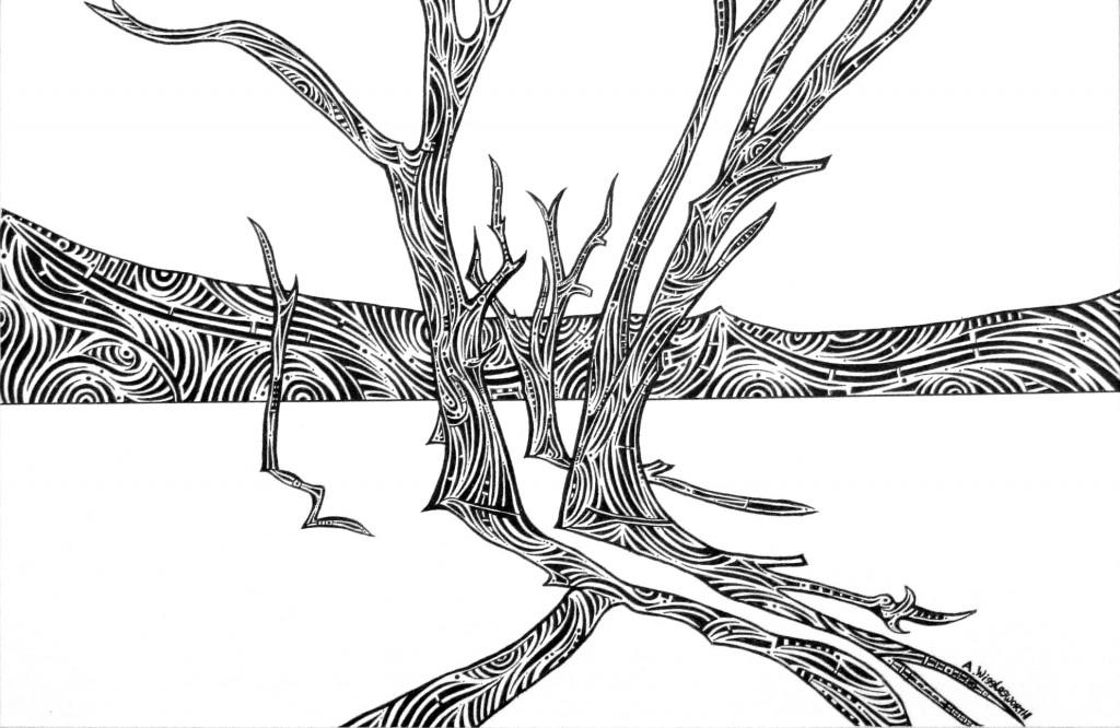 TheValley_2009_InkDrawing-1